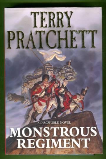 Monstrous regiment - a Discworld Novel