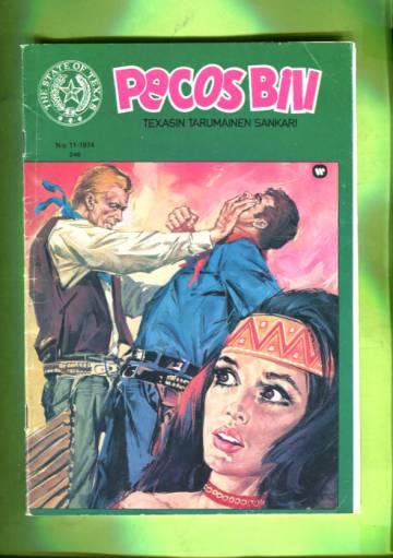 Pecos Bill 11/74