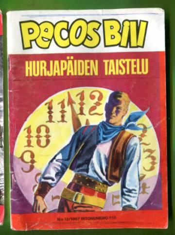 Pecos Bill 12/67