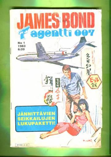 James Bond 1/83