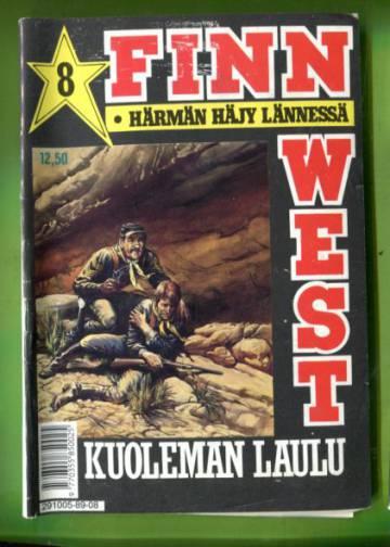 Finnwest 8/89 - Kuoleman laulu