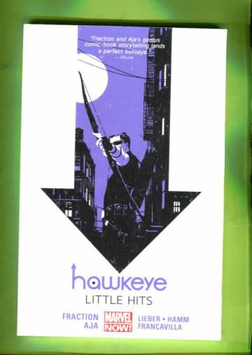 Hawkeye Vol 2: Little hits
