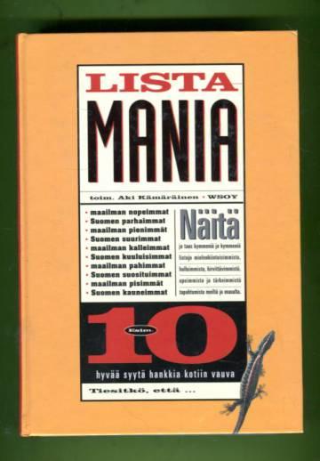 Listamania