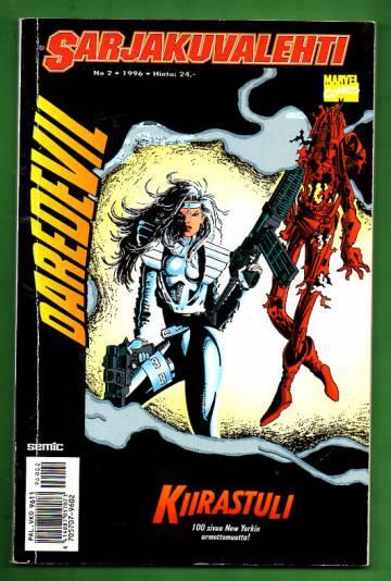 Sarjakuvalehti 2/96 - Daredevil