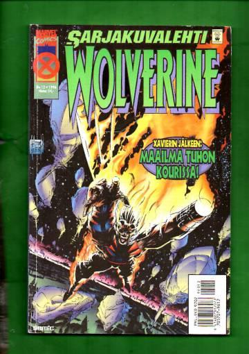 Sarjakuvalehti 12/96 - Wolverine