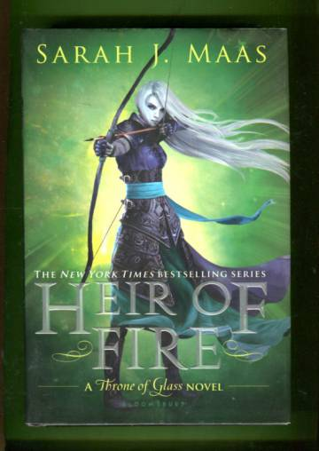 Heir of Fire - A Throne of Glass Novel