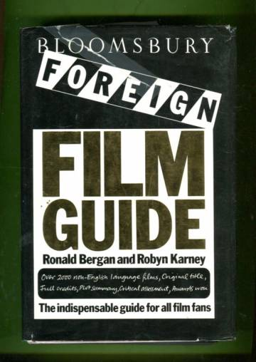 Bloomsbury Foreign Film Guide