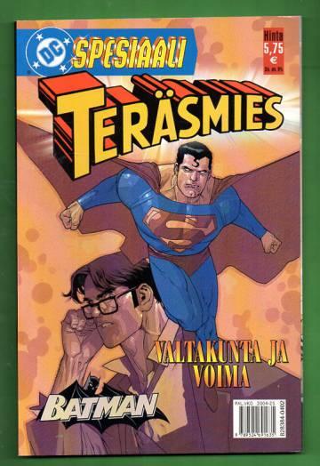 DC-spesiaali 2/04 - Teräsmies & Batman