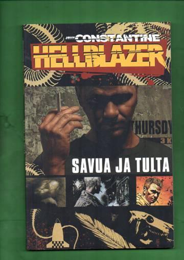 John Constantine Hellblazer - Savua ja tulta