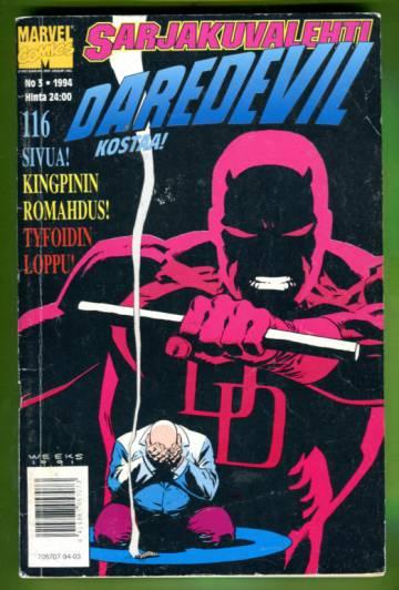 Sarjakuvalehti 3/94 - Daredevil