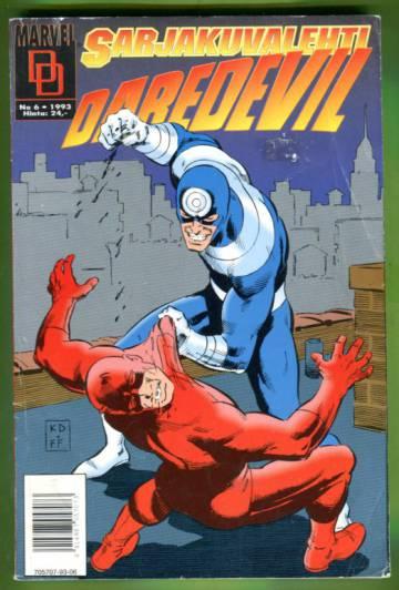 Sarjakuvalehti 6/93 - Daredevil