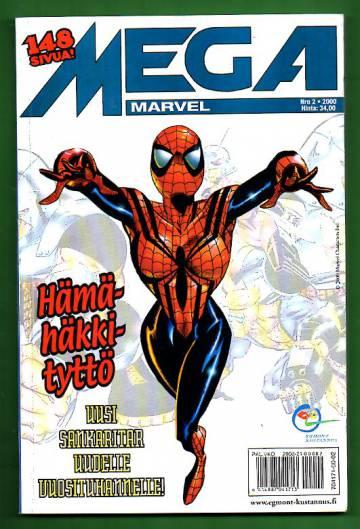 Mega-Marvel 2/00 - Hämähäkkityttö