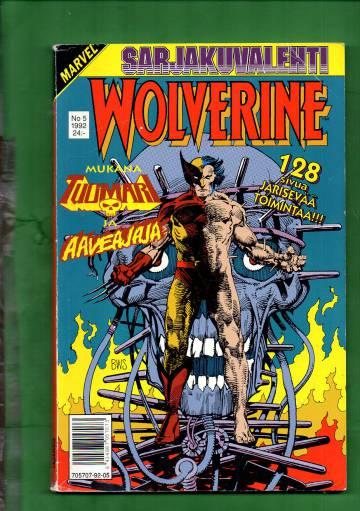 Sarjakuvalehti 5/92 - Wolverine