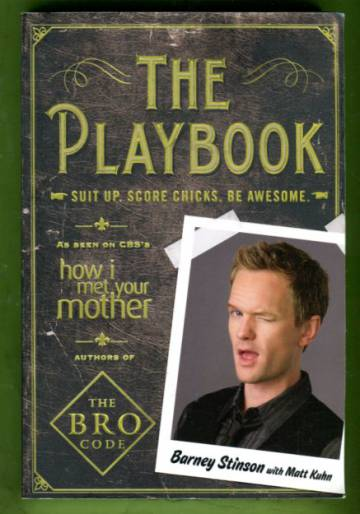 The Playbook - Suit up, score chicks, be awesome