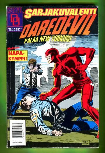 Sarjakuvalehti 3/93 - Daredevil