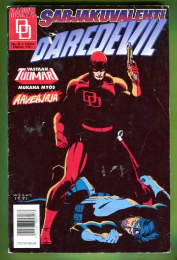 Sarjakuvalehti 9/93 - Daredevil