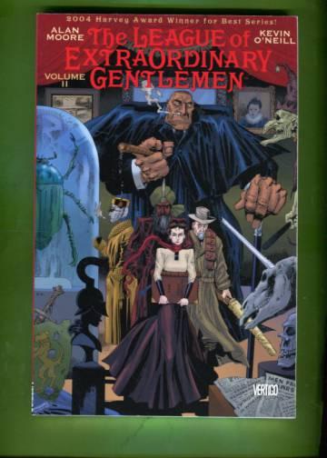 The League of Extraordinary Gentlemen Vol 2