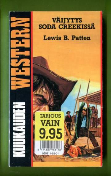 Kuukauden western 3 - Väijytys Soda Creekissä