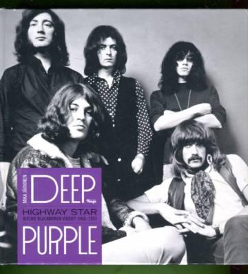 Deep Purple - Highway Star: Ritchie Blackmoren vuodet 1968-1993