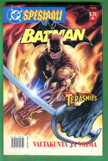 DC-spesiaali 4/04 - Batman & Teräsmies