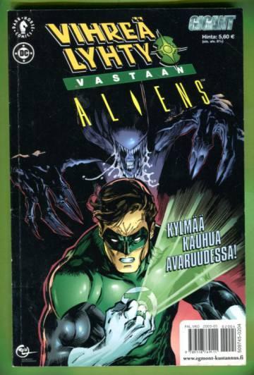 Vihreä Lyhty vastaan Aliens