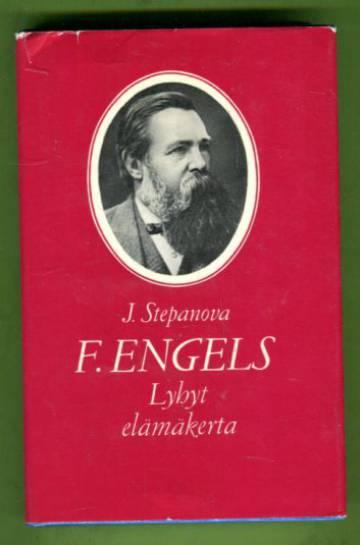 F. Engels - Lyhyt elämäkerta