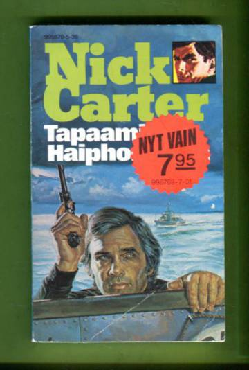 Nick Carter 135 - Tapaaminen Haiphongissa