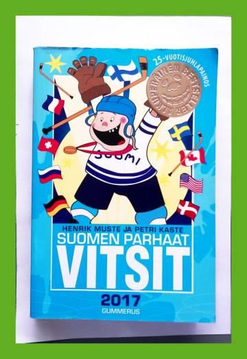 Suomen parhaat vitsit 2017