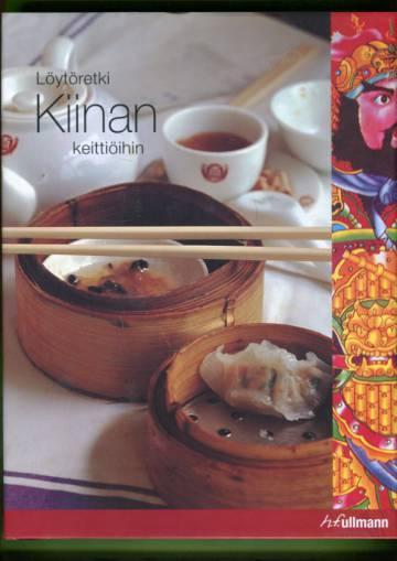 Löytöretki Kiinan keittiöihin