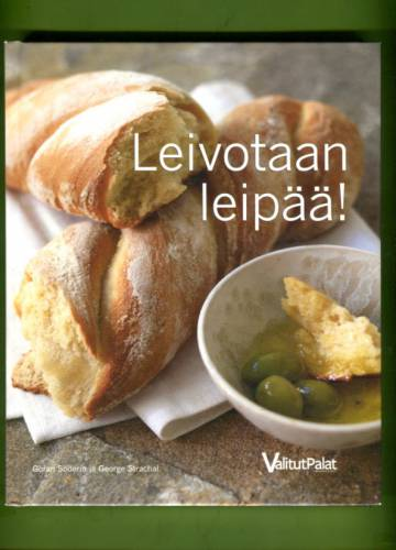 Leivotaan leipää!