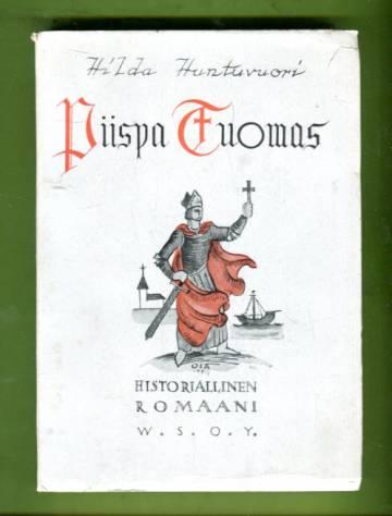 Piispa Tuomas - Historiallinen romaani