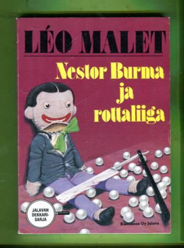Nestor Burma ja rottaliiga