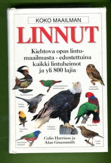 Koko maailman linnut