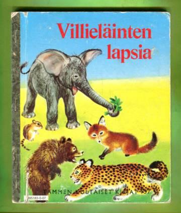 Tammen kultaiset kirjat 157 - Villieläinten lapsia