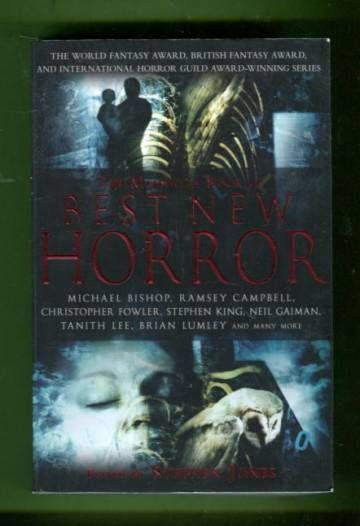The Mammoth Book of Best New Horror - Volume 20