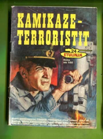 Etulinja 24 - Kamikazeterroristit