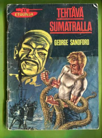 Etulinja 11 - Tehtävä Sumatralla