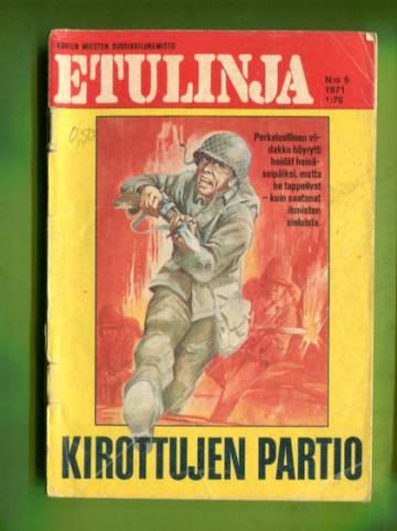 Etulinja 5/71 - Kirottujen partio