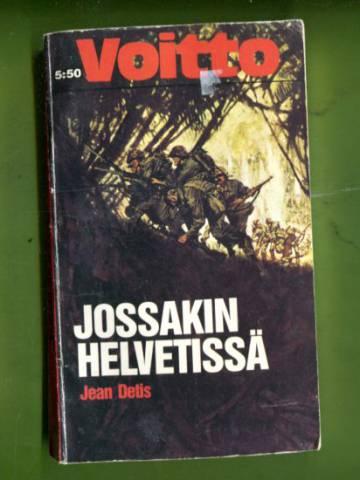 Voitto-kirjat 89 - Jossakin helvetissä