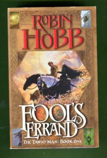 The Tawny Man 1 - Fool's Errand