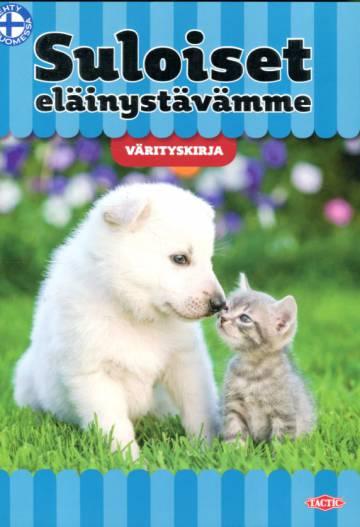 Pienet eläinystävämme - Värityskirja