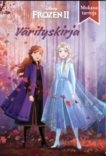 Frozen 2 - Värityskirja