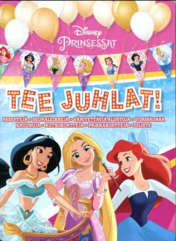 Disney-prinsessat - Tee juhlat!