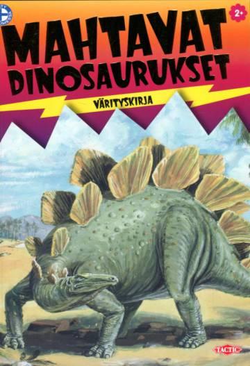Mahtavat dinosaurukset - Värityskirja
