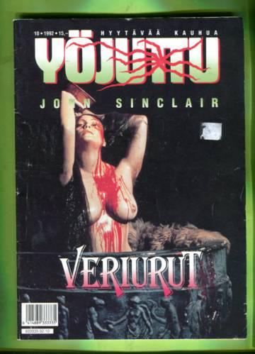 Yöjuttu 10/92 - Veriuhrit