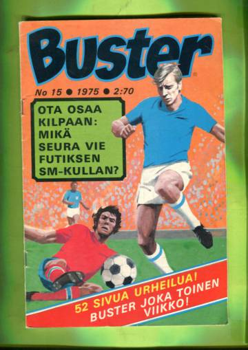 Buster 15/75