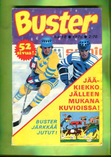 Buster 18/75