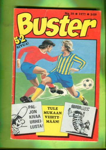 Buster 16/77
