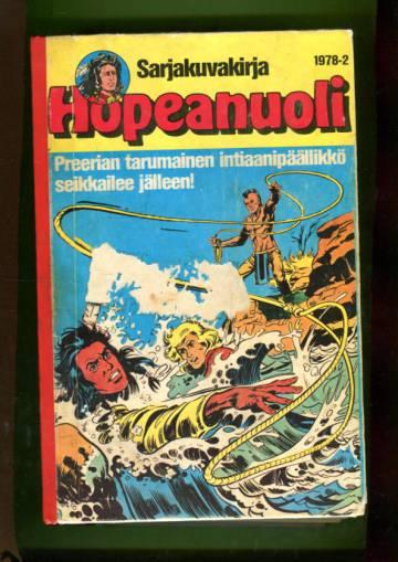 Hopeanuoli sarjakuvakirja 2/78