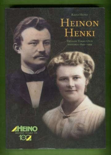Heinon henki - Heinon Tukku Oy:n historia 1899-1999